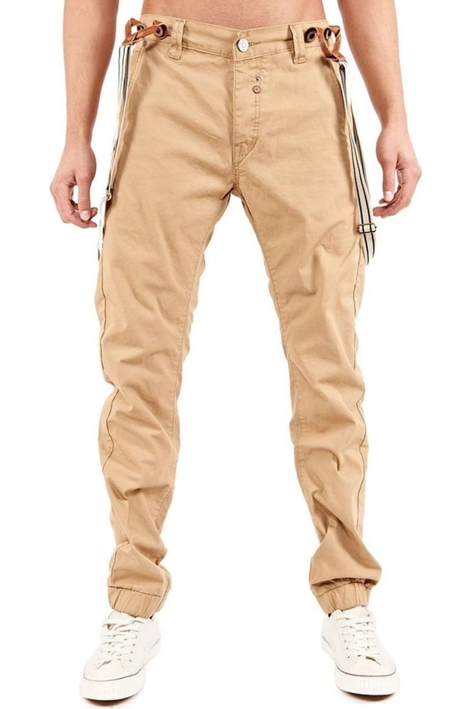 883 POLICE Bass 2008 Otif Chinos | Sand