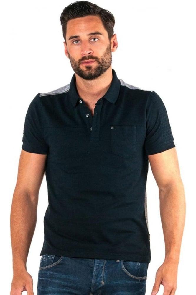 883 POLICE Benson Polo Shirt | Navy