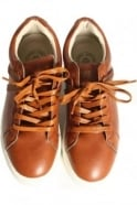 883 POLICE Bill Trainers | Tan
