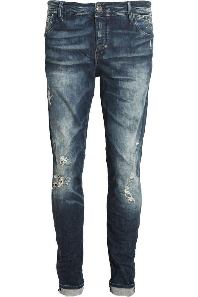 883 POLICE Brade 283 Slim Stretch Jeans