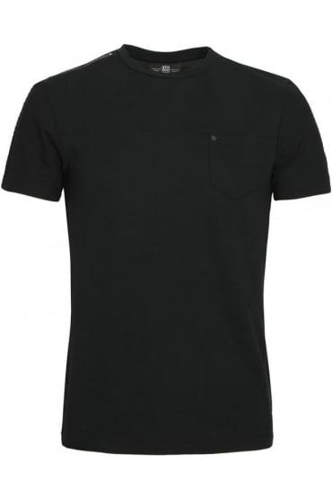 Bradley Jersey T-Shirt Black
