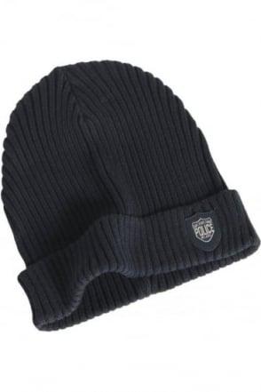 Bussola Beanie Hat | Navy