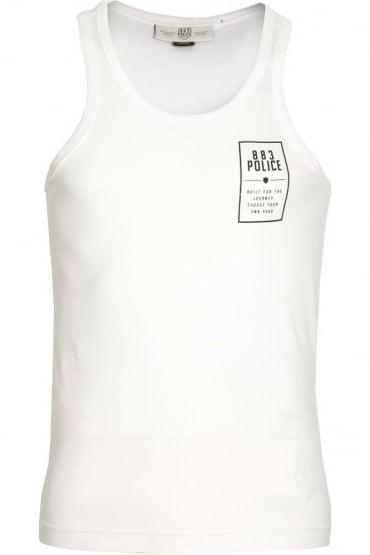 Cardinal Vest | White