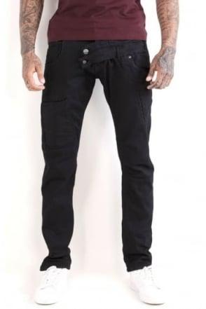 Cassady AT 347 Jeans | Dark Blue/Clean Wash