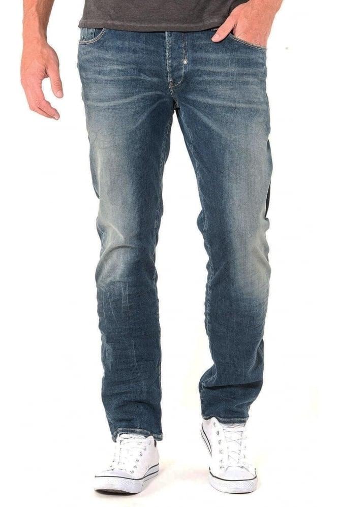 883 POLICE Cassady LA 224 Activeflex Men's Jeans