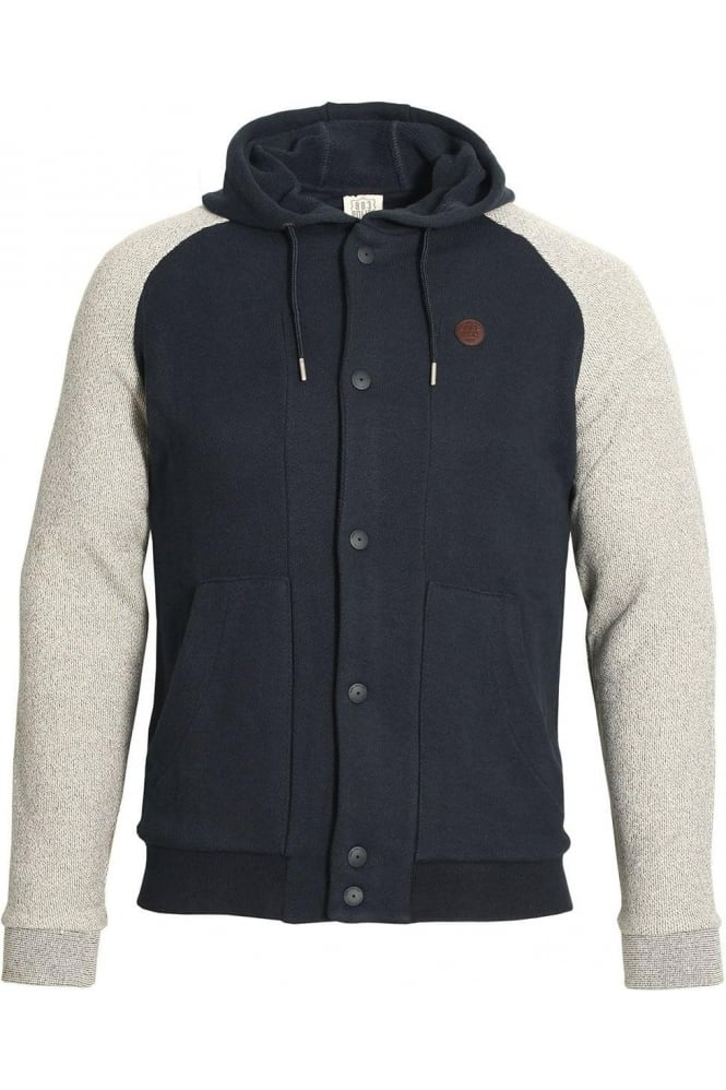 883 POLICE Costar Hooded Jacket Eclipse Navy