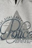 883 POLICE Diego Pioneer Tracksuit | Marl Grey