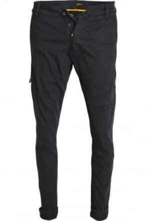 Elapse 274 Slim Stretch Jeans | Dark Navy Wash