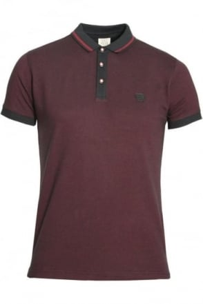 Fort Polo Shirt Samba Red