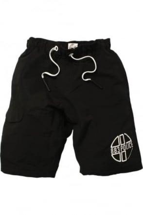 Foster Swim & Board Shorts | Black