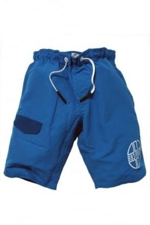 Foster Swim & Board Shorts   Electric Blue