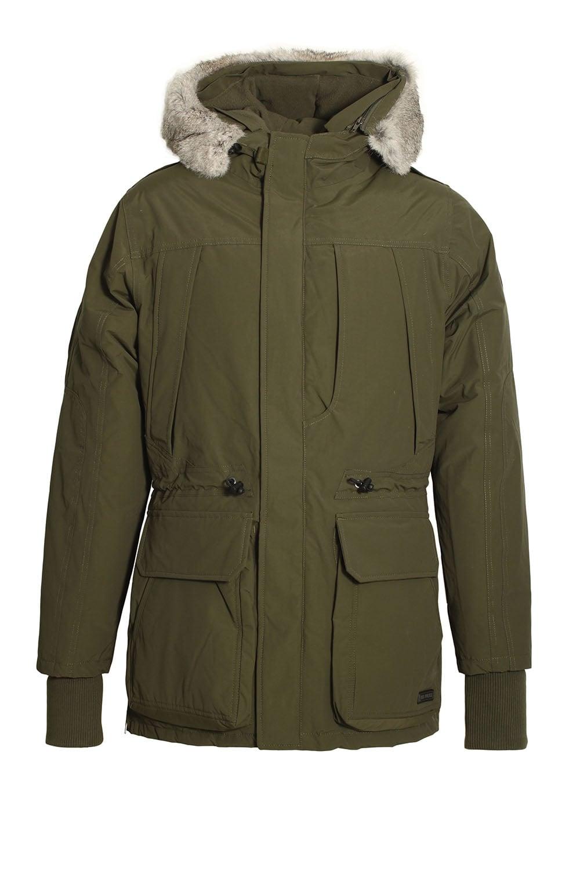 brand new 7097e 7c6a3 Guido Duckdown Hooded Parka Jacket | Khaki
