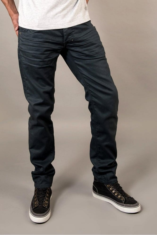 883 POLICE Havana 156 Low Rise Jeans | Indigo Wash