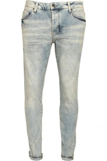 Laker 299 Slim Fit Faded Jeans