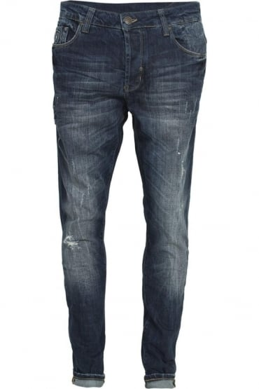 Laker 302 Slim Fit Faded Wash Jeans