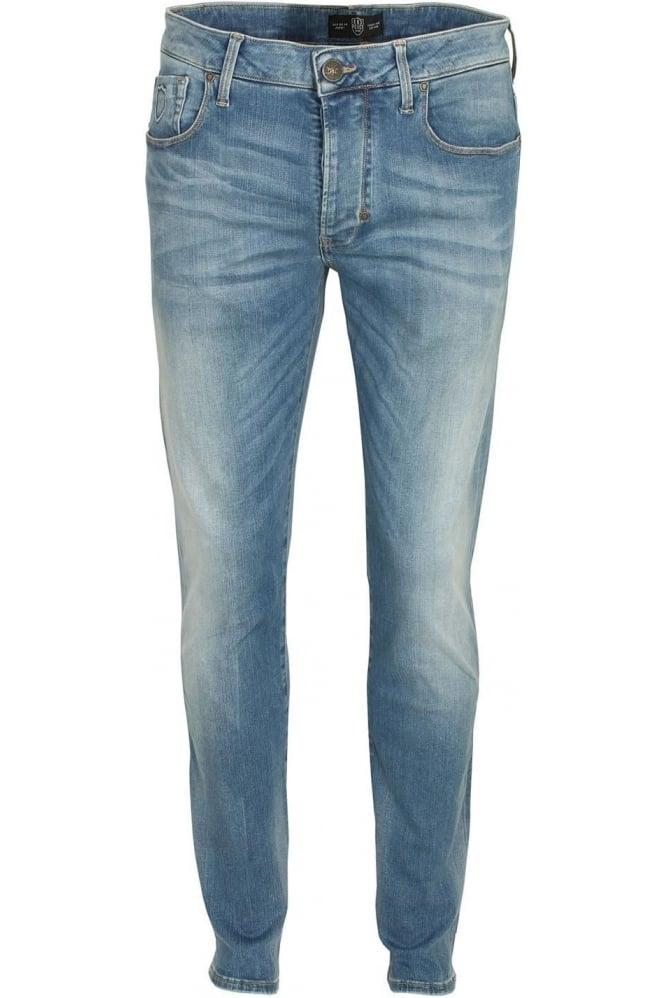 883 POLICE Laker3 Active Flex 346 Slim Fit Jeans