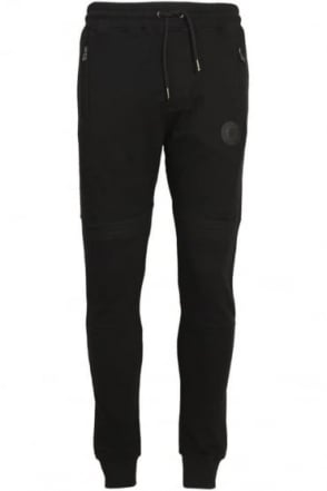 Lawrence Cuffed Jogger Sweatpants | Black