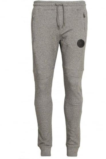 Lawrence Cuffed Jogger Sweatpants | Marl Grey