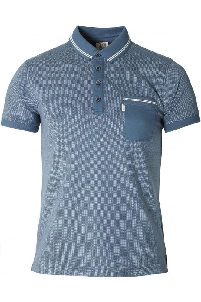 883 POLICE Natrick Polo Shirt | Deep Navy