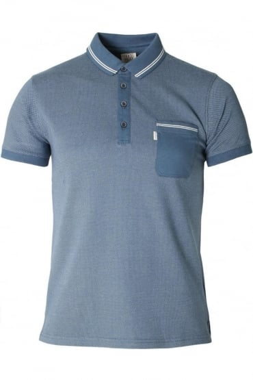 Natrick Polo Shirt | Deep Navy