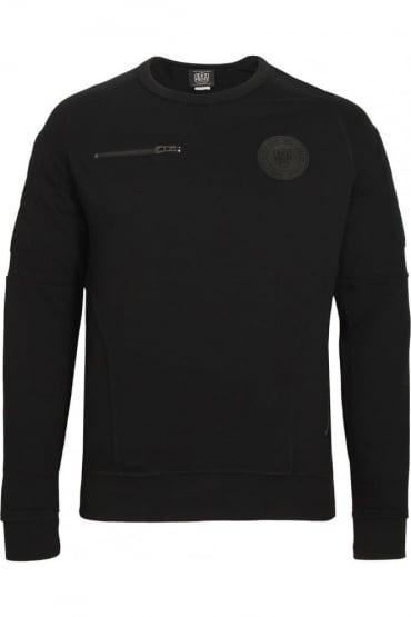 Ortiz Sweatshirt Black