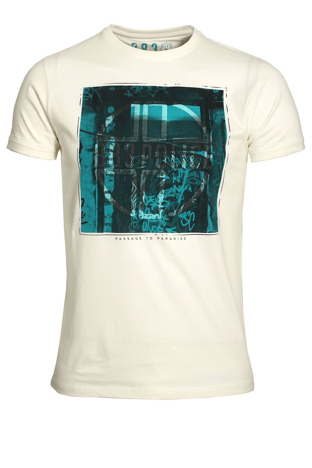883 police pada graphic print t shirt shop 883 police t for Graphic print t shirts