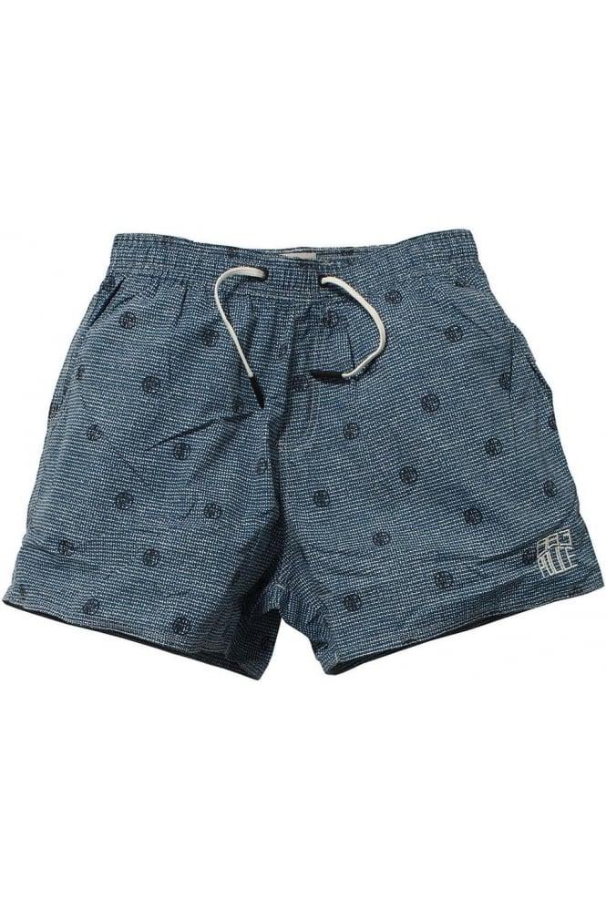 883 POLICE Phelps Swim Shorts | Navy