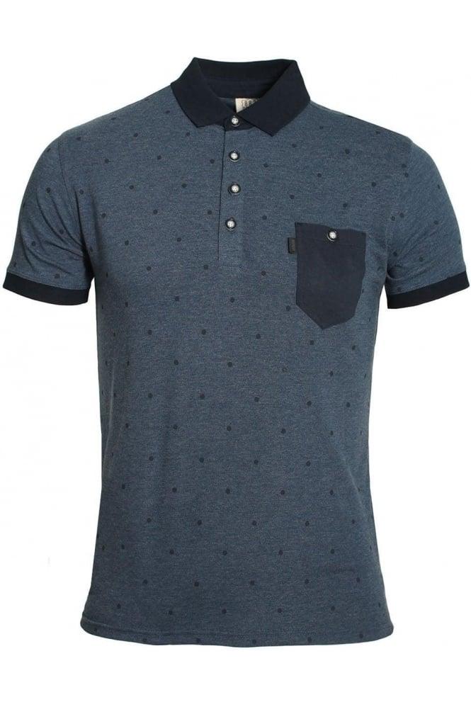 883 POLICE Radd Polo Shirt | Eclipse
