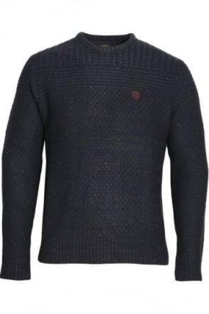 Rico Crew Neck Sweater Navy