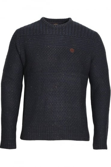 Rico Crew Neck Sweater Navy