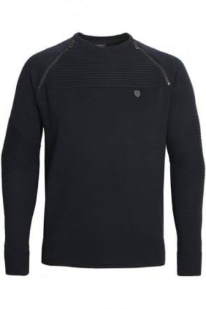 Riggs Men's Sweater Navy