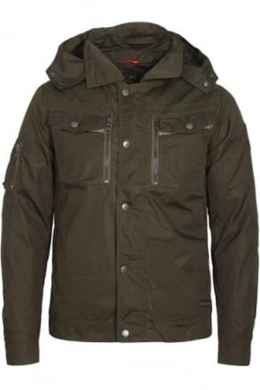 Ryhme Khaki Field Jacket
