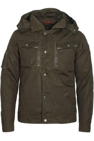 Ryhme Khaki Field Jacket