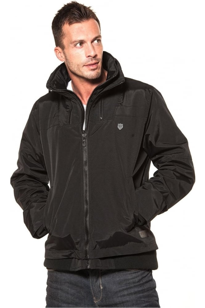 883 POLICE Santi Men's Jacket | Black
