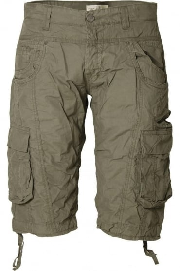 Seattle Cargo Shorts Khaki