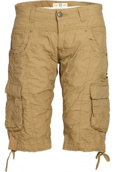 Seattle Cargo Shorts Sand