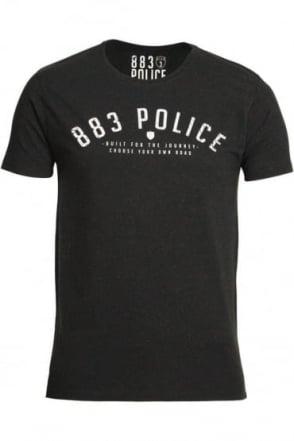 Snow T-Shirt Black
