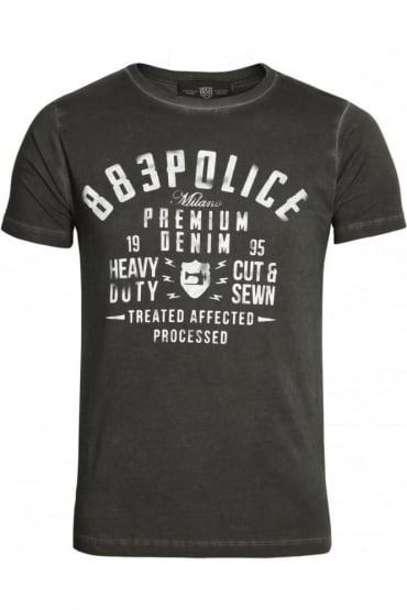 Vance T-Shirt Black