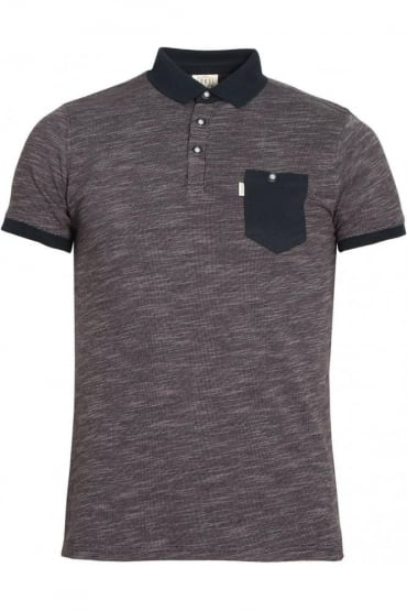 Welby Polo Shirt | Burnt Red