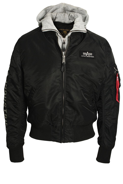 alpha industries ma1 d tec aviator jacket shop alpha. Black Bedroom Furniture Sets. Home Design Ideas