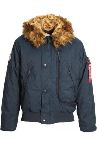Arctic Explorer Polar Jacket | Rep Blue