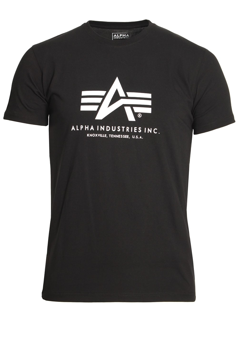 21e5a474714e7 Alpha Industries Basic Black T-Shirt