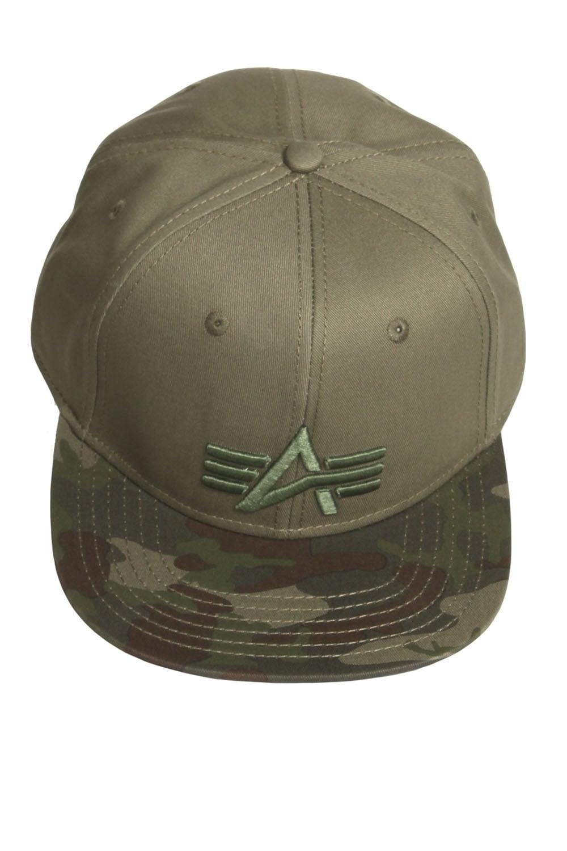 size 40 2e421 f5a45 Camo Logo Baseball Cap | Woodland Camo