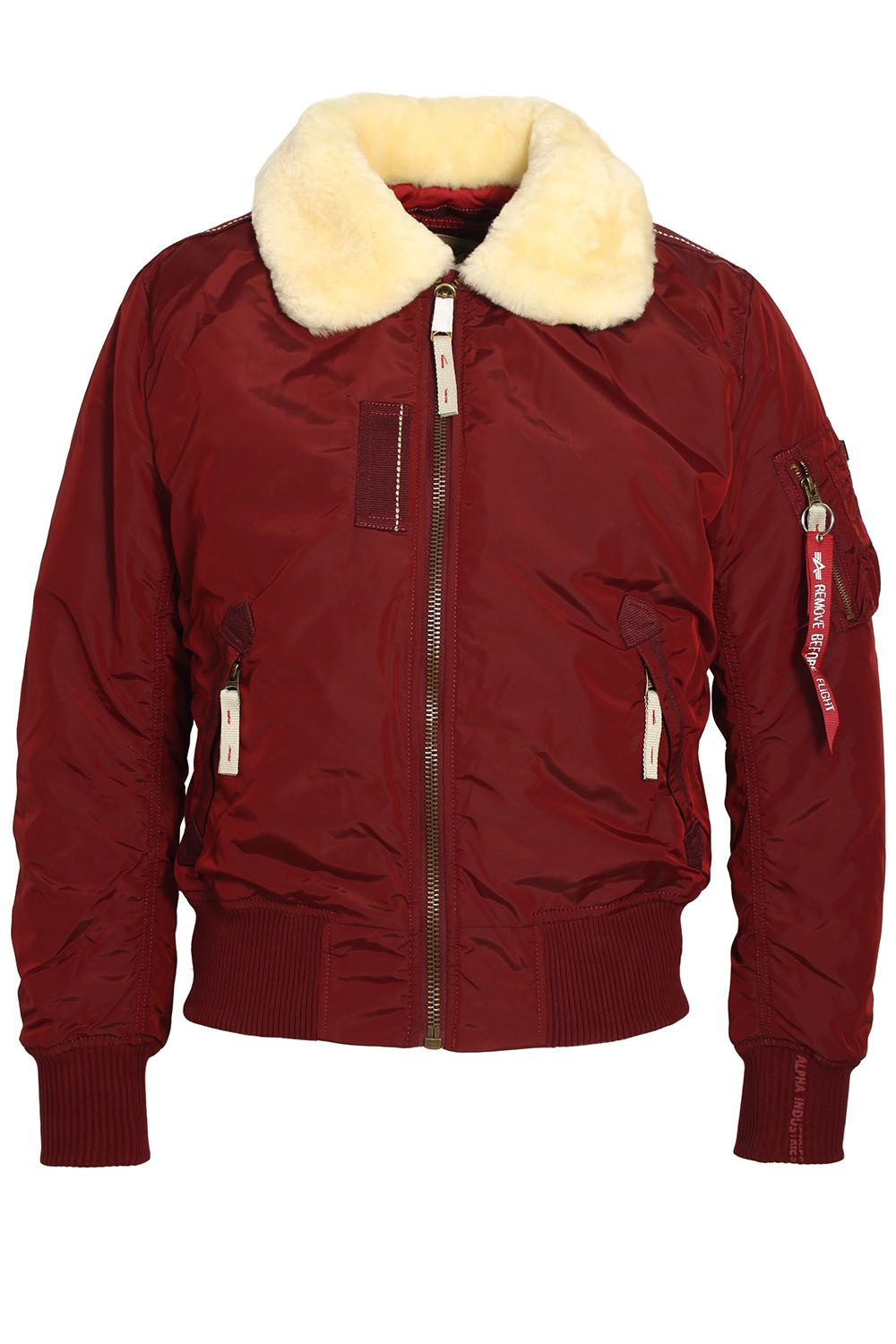 alpha industries injector iii bomber jacket shop alpha jackets. Black Bedroom Furniture Sets. Home Design Ideas