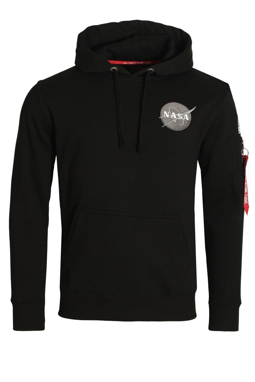 Alpha Industries Nasa Space Shuttle Oth Hoodie Buy Alpha