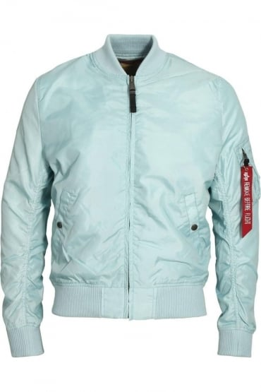 MA-1 TT Bomber Jacket | Air Blue