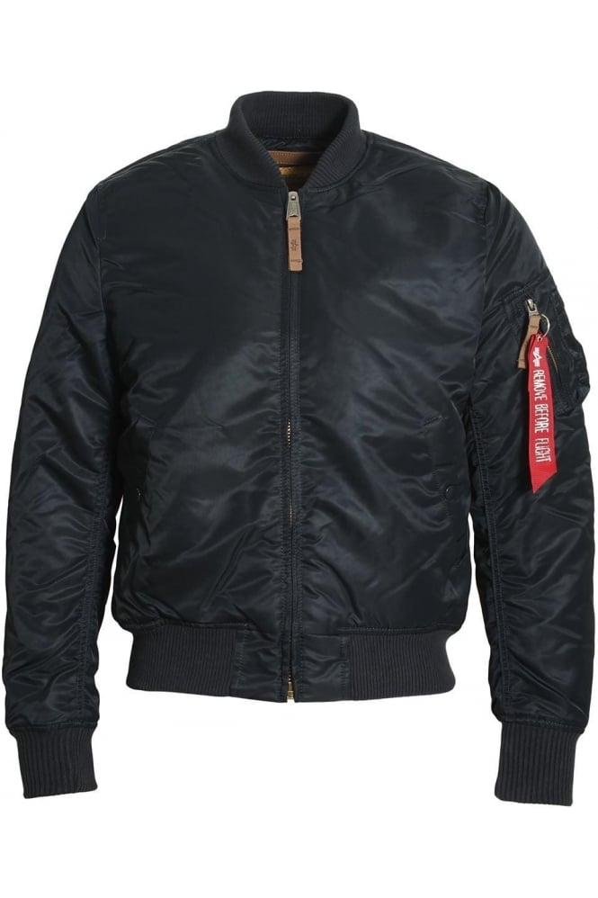 ALPHA INDUSTRIES MA-1 VF 59 Bomber Jacket | Rep Blue