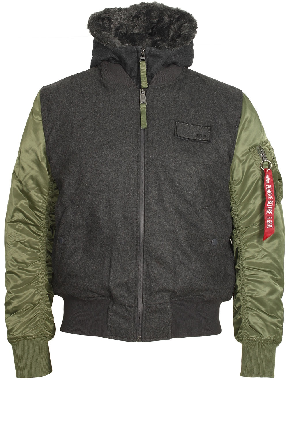 Alpha Industries MA1 D-Tec Bomber Jacket  13c0b9ddba6