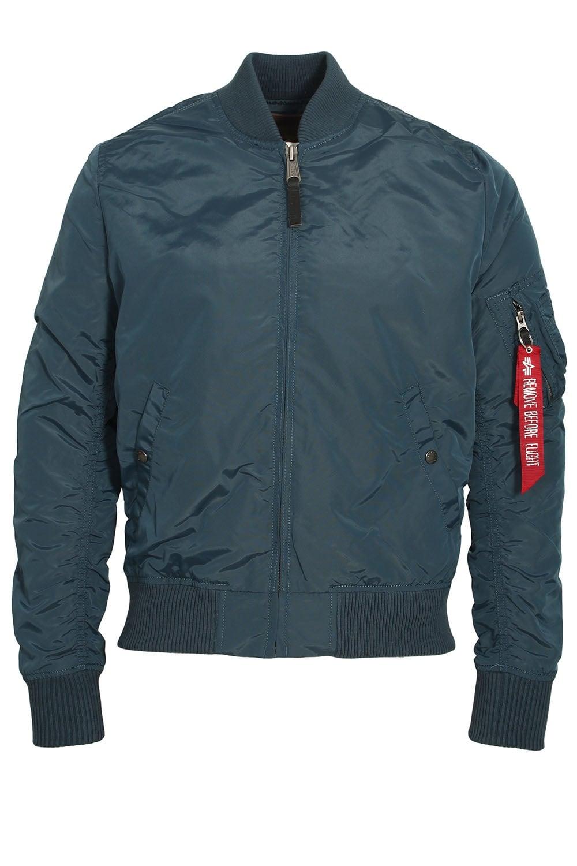 alpha industries ma1 tt bomber jacket bold blue shop alpha jackets. Black Bedroom Furniture Sets. Home Design Ideas