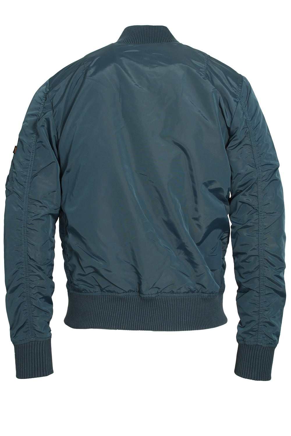 alpha industries ma1 tt bomber jacket bold blue shop alpha jackets. Black Bedroom Furniture Sets. Home Design Ideas